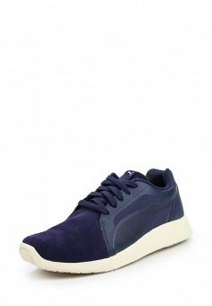 Кроссовки, Puma, цвет: синий. Артикул: PU053AUQOY04. Женская обувь / Кроссовки и кеды / Кроссовки