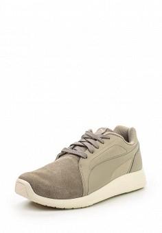 Кроссовки, Puma, цвет: серый. Артикул: PU053AUQOY05. Женская обувь / Кроссовки и кеды / Кроссовки
