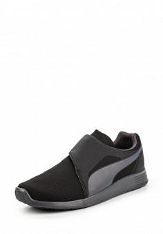 Кроссовки, Puma, цвет: черный. Артикул: PU053AUQOY13. Женская обувь / Кроссовки и кеды / Кроссовки