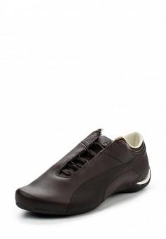 Кроссовки, Puma, цвет: коричневый. Артикул: PU053AUQOY26. Женская обувь / Кроссовки и кеды / Кроссовки