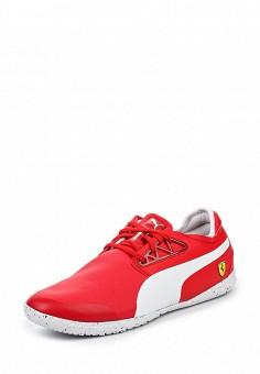 Кроссовки, Puma, цвет: красный. Артикул: PU053AUQOY89. Женская обувь / Кроссовки и кеды / Кроссовки