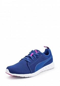 Кроссовки, Puma, цвет: синий. Артикул: PU053AWQOW93. Женская обувь / Кроссовки и кеды / Кроссовки