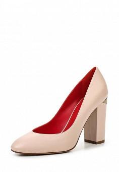 Туфли, Pura Lopez, цвет: розовый. Артикул: PU761AWQLR36. Премиум / Обувь / Туфли