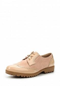 Ботинки, Queen Vivi, цвет: розовый. Артикул: QU004AWSNU29. Женская обувь / Ботинки