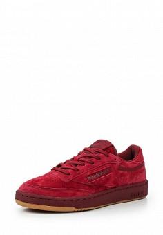 Кроссовки, Reebok Classics, цвет: бордовый. Артикул: RE005AUQJI62. Женская обувь / Кроссовки и кеды / Кроссовки