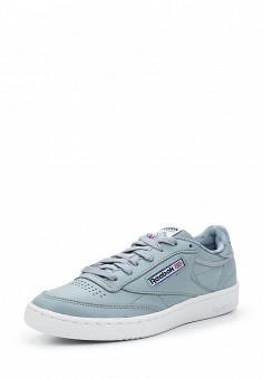 Кроссовки, Reebok Classics, цвет: серый. Артикул: RE005AUUOZ34. Женская обувь / Кроссовки и кеды / Кроссовки