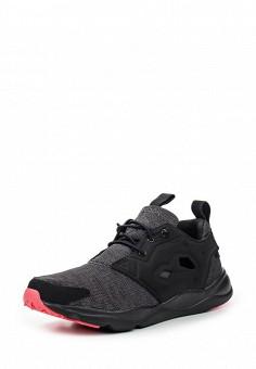 Кроссовки, Reebok Classics, цвет: черный. Артикул: RE005AWQJJ02. Женская обувь / Кроссовки и кеды / Кроссовки