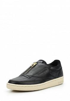 Кроссовки, Reebok Classics, цвет: черный. Артикул: RE005AWUOZ46. Женская обувь / Кроссовки и кеды / Кроссовки