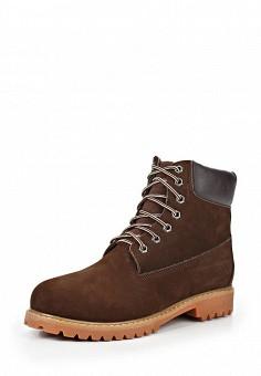 Ботинки, Reflex, цвет: коричневый. Артикул: RE024AMDGH90. Мужская обувь / Ботинки и сапоги