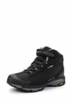 Ботинки трекинговые, Reflex, цвет: черный. Артикул: RE024AMDGI06. Мужская обувь / Ботинки и сапоги