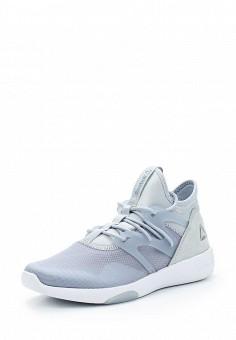 Кроссовки, Reebok, цвет: голубой. Артикул: RE160AWUPP20. Женская обувь / Кроссовки и кеды