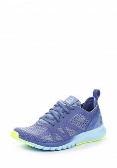 Кроссовки, Reebok, цвет: синий. Артикул: RE160AWUPR27. Женская обувь / Кроссовки и кеды