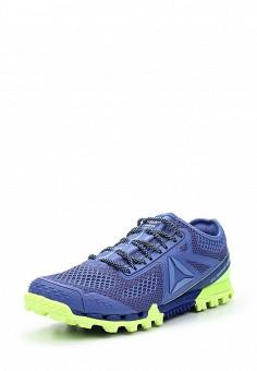 Кроссовки, Reebok, цвет: фиолетовый. Артикул: RE160AWUPR34. Женская обувь / Кроссовки и кеды