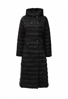 Куртка утепленная, Rinascimento, цвет: черный. Артикул: RI005EWKHA56. Женская одежда / Верхняя одежда / Пуховики и зимние куртки