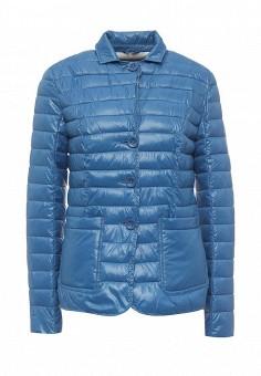 Куртка утепленная, Rifle, цвет: синий. Артикул: RI369EWRRY54. Женская одежда / Верхняя одежда / Демисезонные куртки