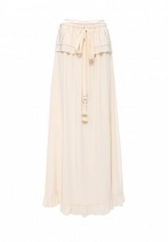 Платье, See by Chloe, цвет: розовый. Артикул: SE011EWNZO86. Женская одежда / Платья и сарафаны / Вечерние платья