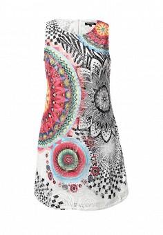 Платье, Stella Morgan, цвет: мультиколор. Артикул: ST041EWIWS84. Женская одежда / Платья и сарафаны / Летние платья