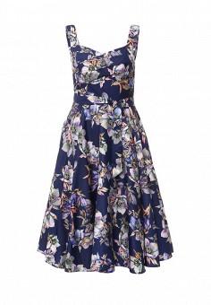 Платье, Stella Morgan, цвет: мультиколор. Артикул: ST041EWIWS86. Женская одежда / Платья и сарафаны / Летние платья