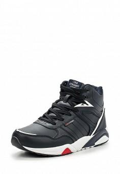 Кроссовки, Strobbs, цвет: синий. Артикул: ST979AWKKM58. Женская обувь / Кроссовки и кеды / Кроссовки