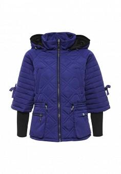Куртка утепленная, Tom Farr, цвет: фиолетовый. Артикул: TO005EWHXV95. Женская одежда / Верхняя одежда / Демисезонные куртки