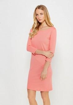 Платье, ТВОЕ, цвет: розовый. Артикул: TV001EWUJW19. Женская одежда / Платья и сарафаны