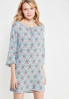 Платье, ТВОЕ, цвет: голубой. Артикул: TV001EWUJW29. Женская одежда / Платья и сарафаны