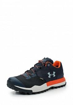 Кроссовки, Under Armour, цвет: синий. Артикул: UN001AMTVK97. Мужская обувь / Кроссовки и кеды