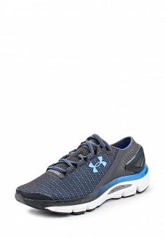 Кроссовки, Under Armour, цвет: синий. Артикул: UN001AWOJA97. Женская обувь / Кроссовки и кеды