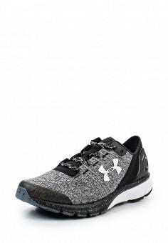 Кроссовки, Under Armour, цвет: серый. Артикул: UN001AWTVL07. Женская обувь / Кроссовки и кеды