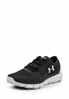 Кроссовки, Under Armour, цвет: черный. Артикул: UN001AWTVM28. Женская обувь / Кроссовки и кеды