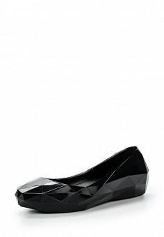Балетки, United Nude, цвет: черный. Артикул: UN175AWIJU47. Премиум / Обувь / Балетки