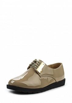 Ботинки, VH, цвет: бежевый. Артикул: VH001AWSOA95. Женская обувь / Ботинки / Низкие ботинки