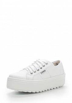 Кеды, Victoria, цвет: белый. Артикул: VI045AWICV38. Женская обувь / Кроссовки и кеды