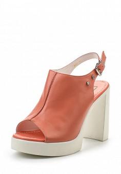 Босоножки, Vitacci, цвет: коралловый. Артикул: VI060AWPTW78. Женская обувь / Босоножки