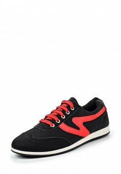 Кроссовки, WS Shoes, цвет: черный. Артикул: WS002AMNKZ28. Мужская обувь / Кроссовки и кеды / Кроссовки