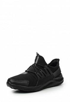 Кроссовки WS Shoes выполнены из текстиля и искусственной кожи