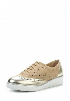 Ботинки, Y & L, цвет: бежевый. Артикул: YL002AWSKZ72. Женская обувь / Ботинки / Низкие ботинки