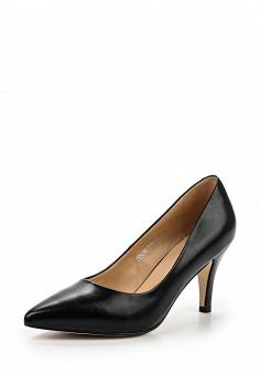 Туфли, Zenden Woman, цвет: черный. Артикул: ZE009AWPRF45. Zenden Woman