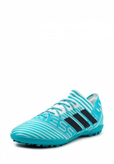 Купить Шиповки adidas Performance NEMEZIZ MESSI TANGO 17.3 TF голубой AD094AMUOX77 Вьетнам