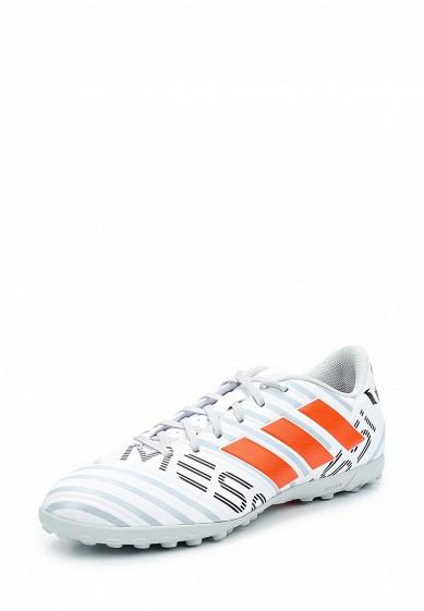 Купить Шиповки adidas Performance NEMEZIZ MESSI 17.4 TF белый AD094AMUOX80 Индонезия