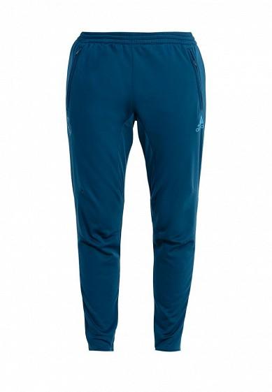 Купить Брюки спортивные adidas Performance REAL EU TR PNT синий AD094EMUOC70 Камбоджа