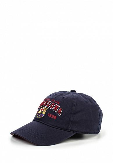 Бейсболка Atributika & Club™ FC Barcelona синий AT006CUGUV13 Китай  - купить со скидкой