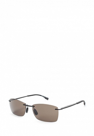Купить Очки солнцезащитные Boss Hugo Boss BOSS 0939/S 2P6 серый BO010DMYCC39 Италия