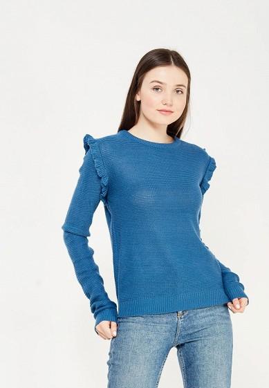 Купить Джемпер Brave Soul синий BR019EWULH48 Бангладеш