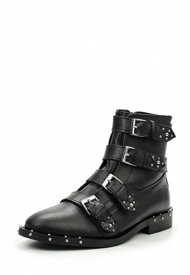Купить Ботинки Bronx черный BR336AWUVD49 Португалия