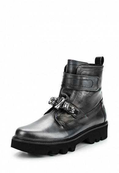 Купить Ботинки Bronx серый BR336AWUVD54 Португалия