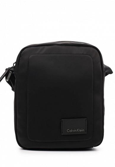 Купить Сумка Calvin Klein Jeans ILAY NYLON REPORTER черный CA939BMWCC27 Китай