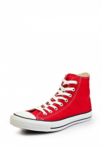 Кеды ALL STAR HI RED