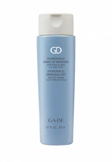 Купить Средство для снятия макияжа Ga-De для глаз и лица и глазмаслом GA022LWXSS50 Израиль