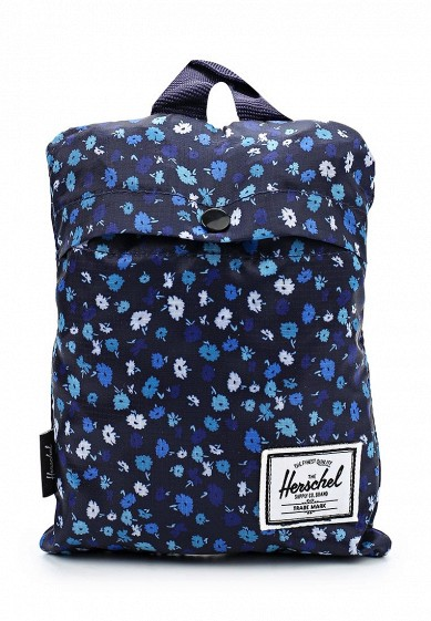 Купить Рюкзак Herschel Supply Co Packable Daypack синий HE013BWWJS01 Китай